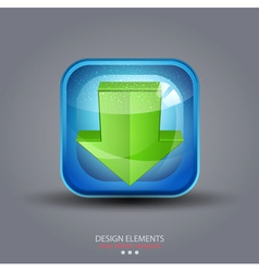 symbol icon download vector image