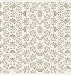 Cute soft flower style pattern background vector