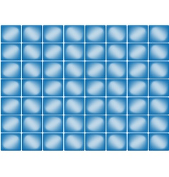 Blue seamless background vector