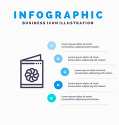 Business card card greeting card identification vector