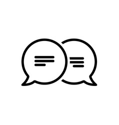 message vector image