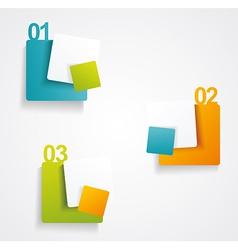Modern minimalistic infographics banner vector
