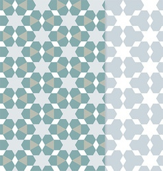 Geometric seamless pattern vector