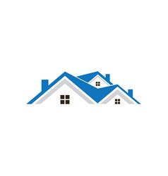 Rohome business finance logo vector