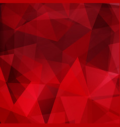 Bright polygonal mosaic vector