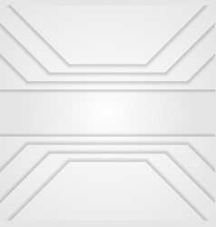 Light grey technology concept abstract background vector