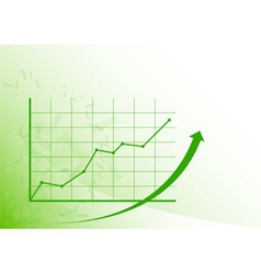 graph up vector image