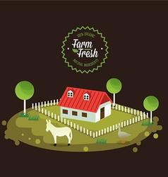 Farming vector