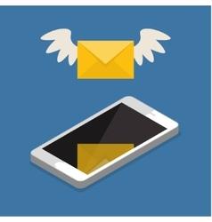 Messaging concept vector