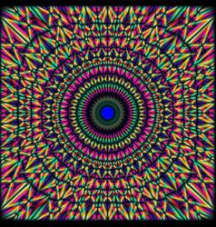 Serrated pattern vector