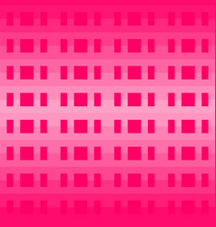 pink geometric pattern background vector image