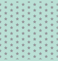 star pattern funny print baby background with vector image