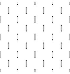 Fluorescent lamp pattern simple style vector