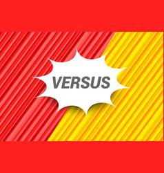 light vs comic background vector image