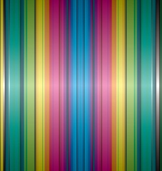 rainbow band background vector image