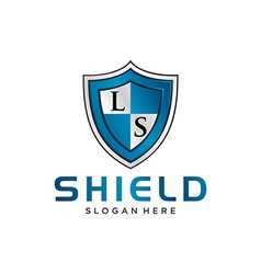Shield Logo Template vector