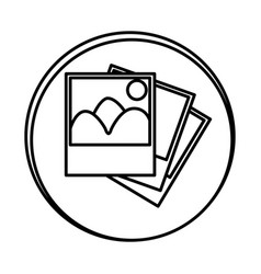 figure symbol pictures icon vector image