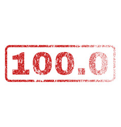 1000 rubber stamp vector