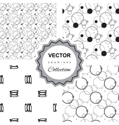Ddoodle abstract pattern collection vector