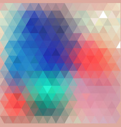 abstract modern geometric background vector image