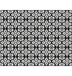 White ottoman seamless pattern vector
