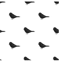 parus icon in black style isolated on white vector image vector image