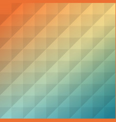 Background-colorful-square-orange-blue vector