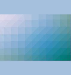 blue polygonal mosaic background creative design vector image
