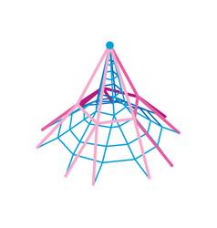 Playground isometric icon vector