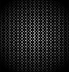 speaker grille vector image