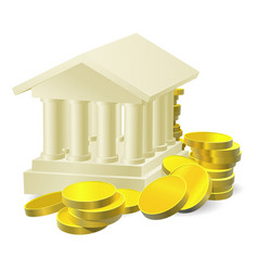 banking concept vector image