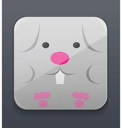 Animal icon design vector