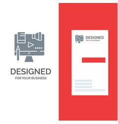 Business content copyright digital law grey logo vector