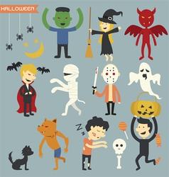Hallowen vector