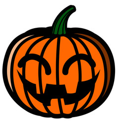 Pumpkin with expression vector