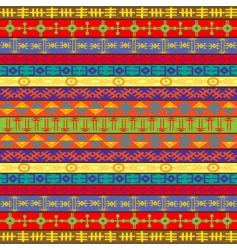 ethnic ornaments vector image vector image