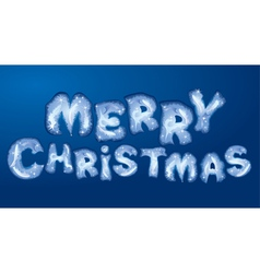 merry christmas 380 vector image vector image