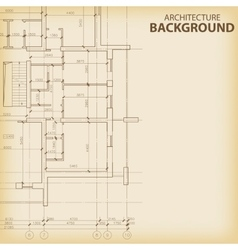 Architecture background 3 vector