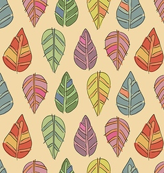 Autumn fall texture vector
