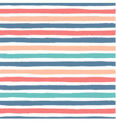 grunge stripes of red blue and green color pattern vector image vector image