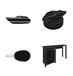 Furniture rest cosmetology and other web icon in vector