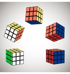 The cube in flight vector