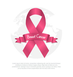 world cancer day february 4th background vector image