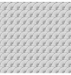 circle overlap vector image vector image