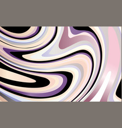 futuristic abstract background in contrast colors vector image