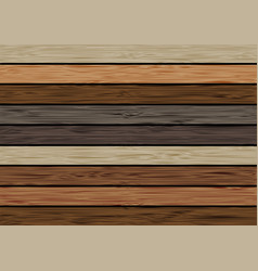 Color wood texture pattern vintage vector