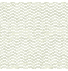 Seamless Wave Pattern Background vector image vector image