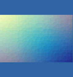 Abstract textured polygonal background blurry vector