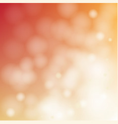 christmas light flare blurred abstract background vector image