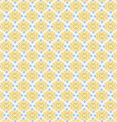 Pattern background retro vintage vector image